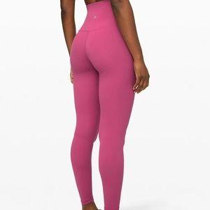 Lululemon Align Pant II Moss Rose Size 6